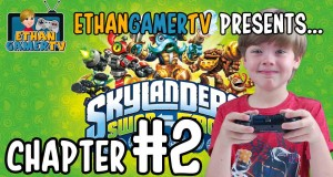 Skylanders SWAP Force Chapter 2 Cascade Glade - EthanGamerTV