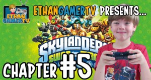 Skylanders SWAP Force Chapter 5 Jungle Rumble - EthanGamerTV